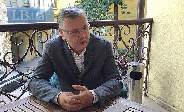 """""""Честных больше"""": Гриценко определился с руководителем штаба и слоганом"""