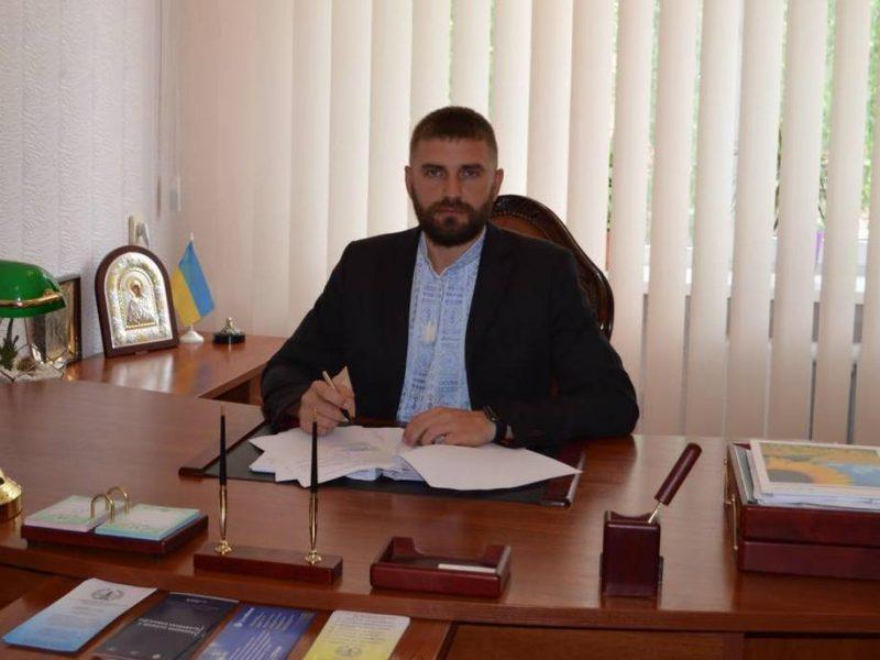 Начальник управления ГИС Николаевской области Андрей Кашникович ушел по собственному желанию