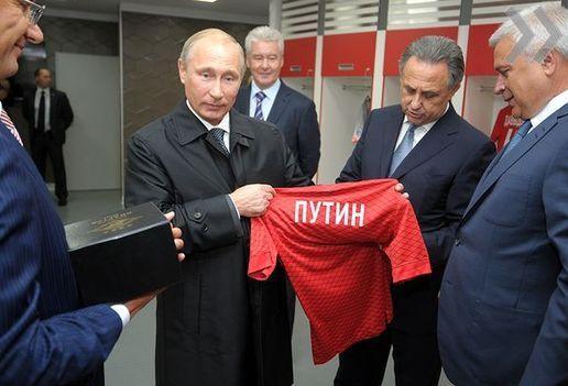 Рейтинг доверия к Путину упал до 25%