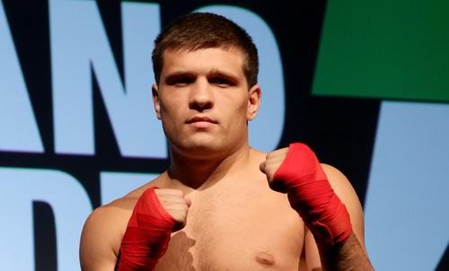 Николаевский боксер Деревянченко следующий поединок проведет 13 апреля в Миннеаполисе