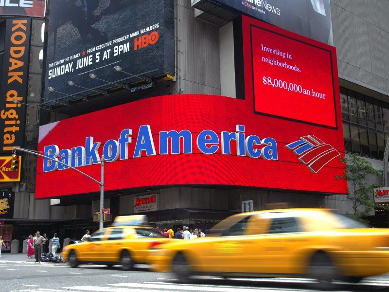 Bank of America заявил об угрозе повторения кризиса 1998 года