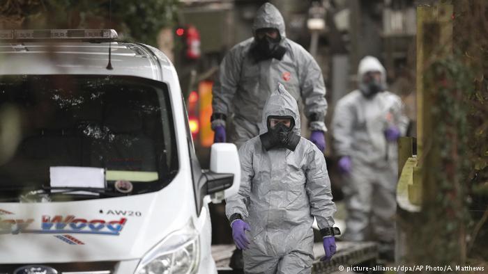 The Telegraph назвало третьего россиянина, подозреваемого в отравлении в Солсбери