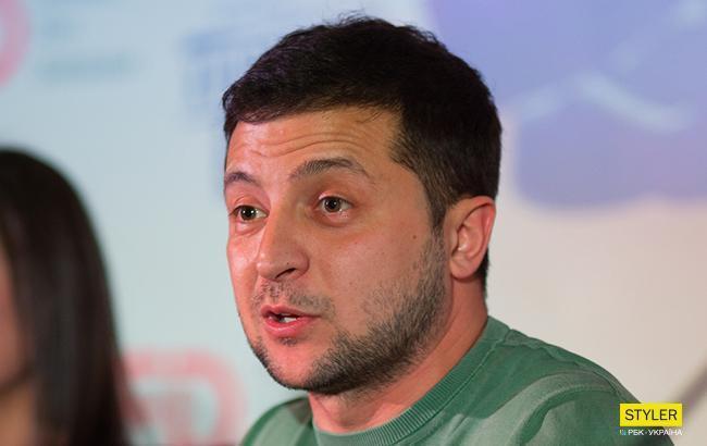 В Николаеве на бесплатном концерте незаконно агитировали за Зеленского