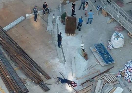 Во Львове на новостройке погиб руфер
