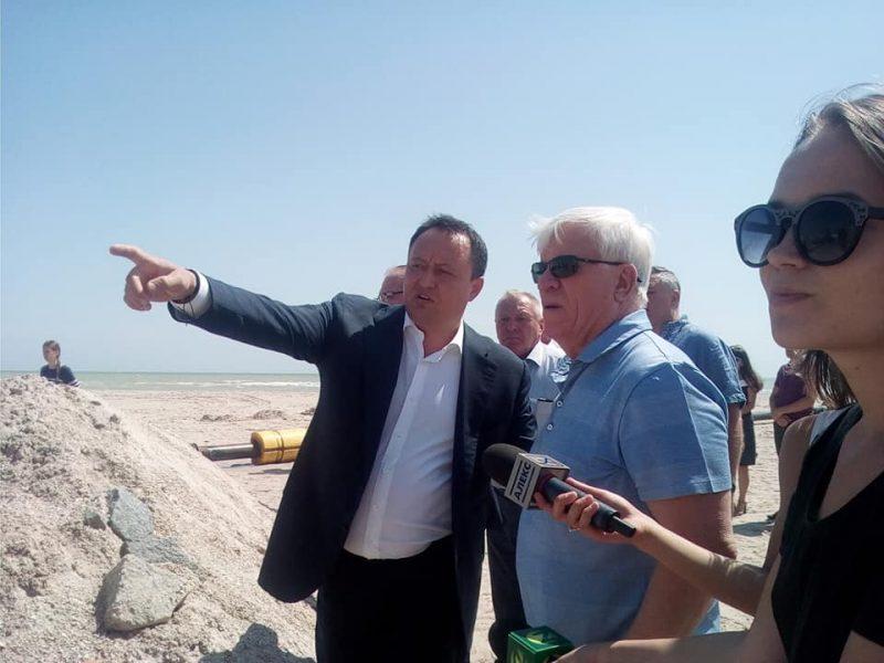 Экологический детектив. На Азовском море – беда государственного масштаба. На помощь пришел «НИБУЛОН»