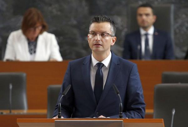 Бывший комик стал премьер-министром Словении
