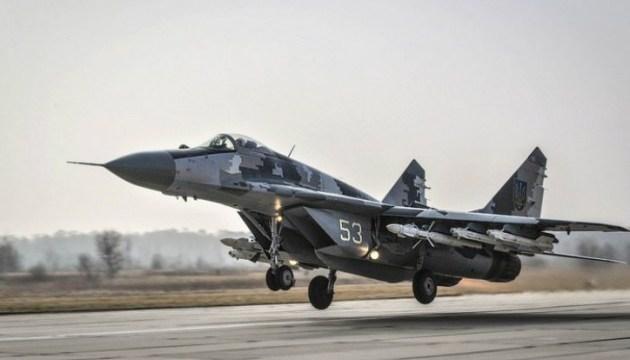 ВВС Украины получили 2 модернизированных Мига