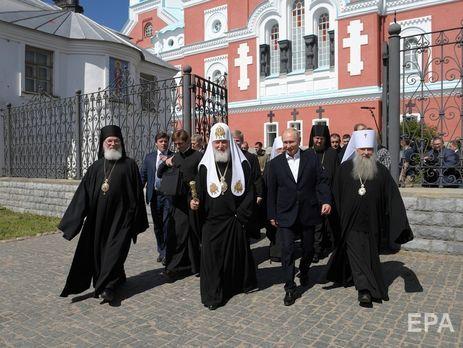 Священники РПЦ теперь нежеланные гости в Греции – из-за Украины