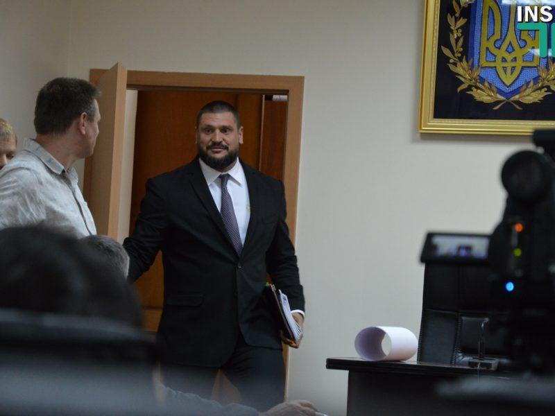 Савченко выполнит решение сессии и отчитается о своей работе, но в конце года: Я буду новатором
