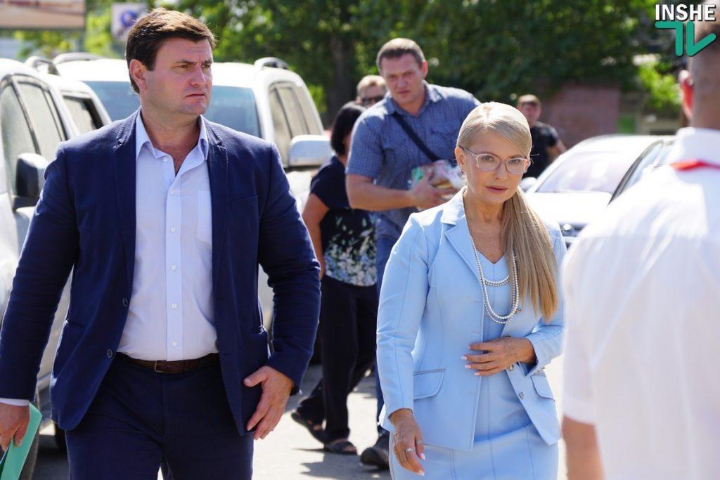 Тимошенко в Николаеве: «Вся страна превратилась в заложников жадности, наглости и цинизма» 3