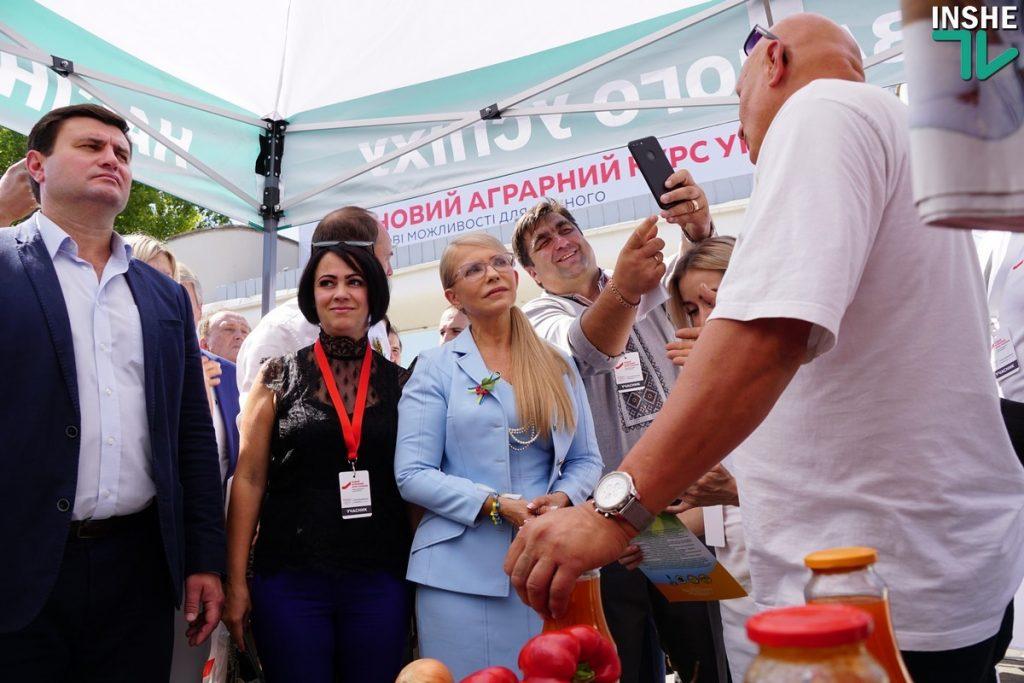 Тимошенко в Николаеве: «Вся страна превратилась в заложников жадности, наглости и цинизма» 9