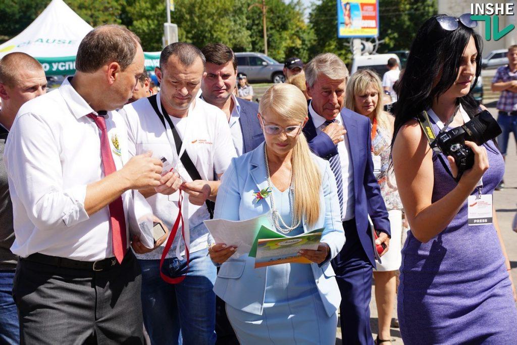 Тимошенко в Николаеве: «Вся страна превратилась в заложников жадности, наглости и цинизма» 13