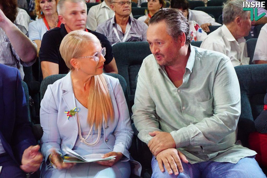 Тимошенко в Николаеве: «Вся страна превратилась в заложников жадности, наглости и цинизма» 15