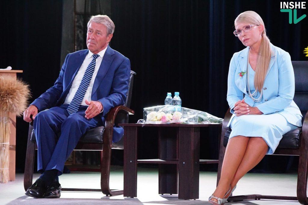 Тимошенко в Николаеве: «Вся страна превратилась в заложников жадности, наглости и цинизма» 29