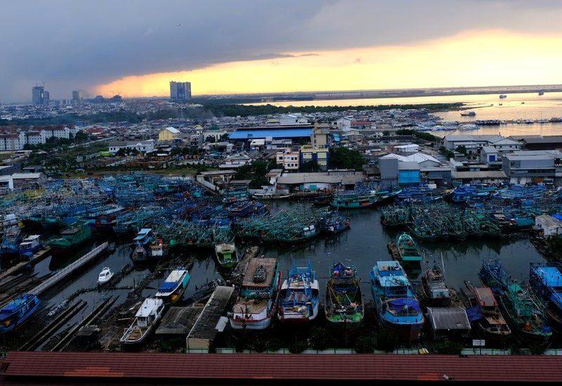 Постапокалипсис уже сегодня: 10-миллионная азиатская столица уходит под воду