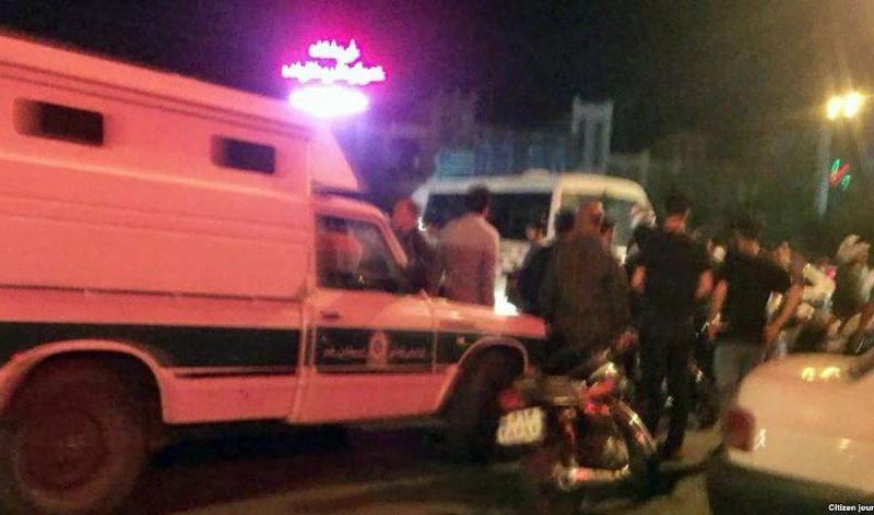 Массовые протесты в Иране: Один человек погиб, 20 задержаны