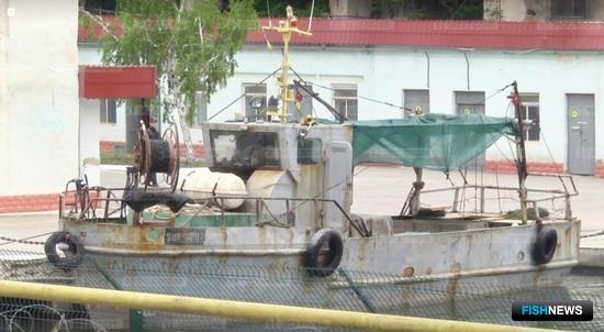 Капитана очаковского судна «ЯМК-0041» выпустили из Симферопольского СИЗО – росСМИ