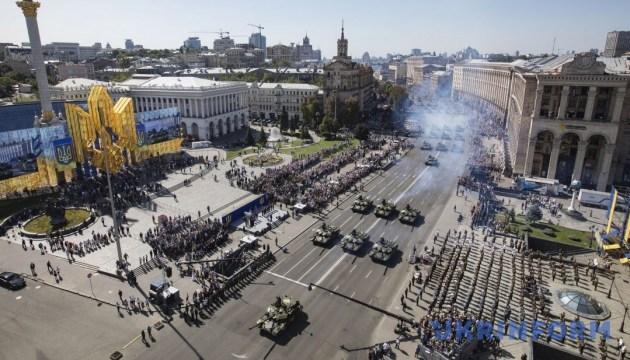 Командующий ВМС прокомментировал инициативу Зеленского отменить военный парад