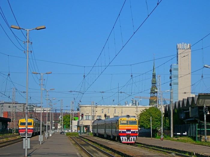"""""""Поезд четырех столиц"""" начнет ходить из Киева в сентябре"""