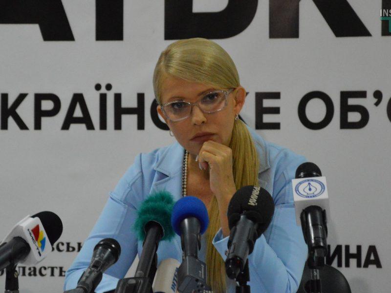 Тимошенко одолжила дочери 112 млн