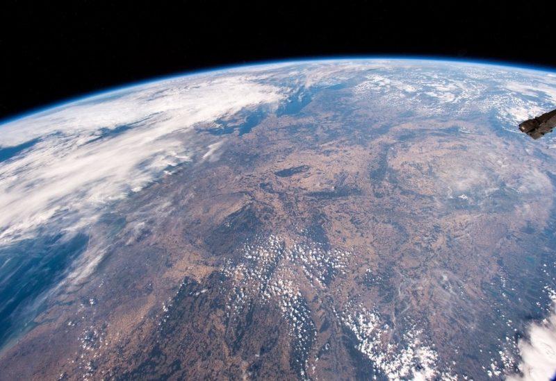 Астронавт показал космические масштабы засухи в Европе