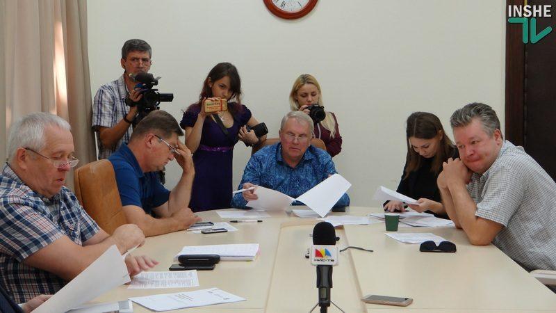 Последнее китайское предупреждение: депутаты дали месяц управлению архитектуры на проведение депутатских слушаний по схеме размещения МАФов в Николаеве