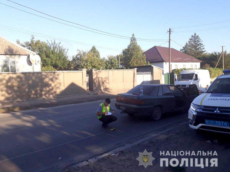 Еще один малолетний пешеход угодил под колеса авто. Теперь в Вознесенском районе