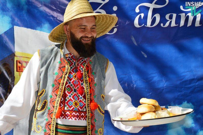Когда душа желает праздника: в Николаеве гудела Folk-toloka