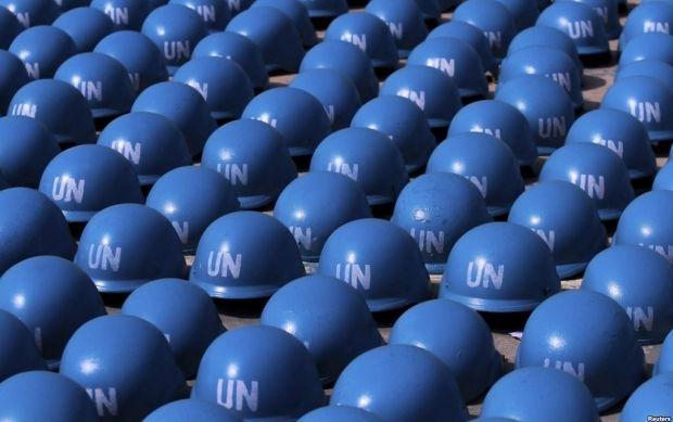 Восемь стран в ООН призвали РФ вывести свои вооруженные силы из Украины