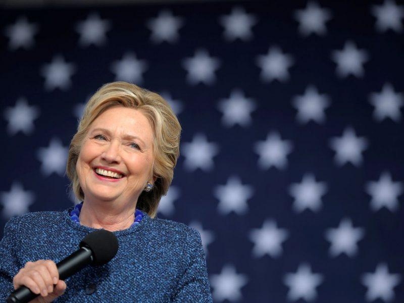 Хиллари Клинтон сыграла в комедийном сериале