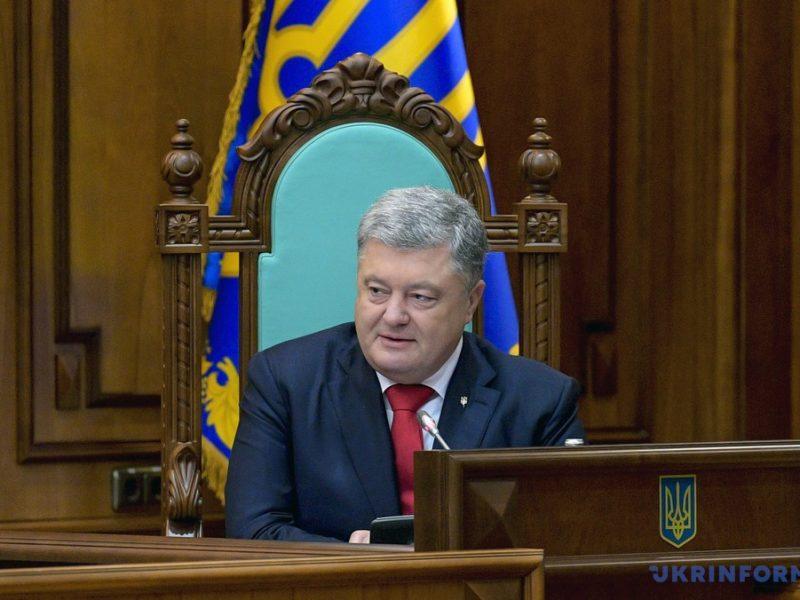 Порошенко: Украинский кинематограф переживает ренессанс