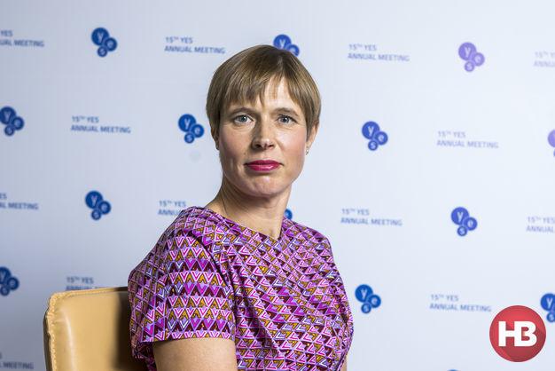 Чтобы назвать лопату лопатой, не нужно ухищрений. Президент Эстонии призвала не лукавить в оценках России