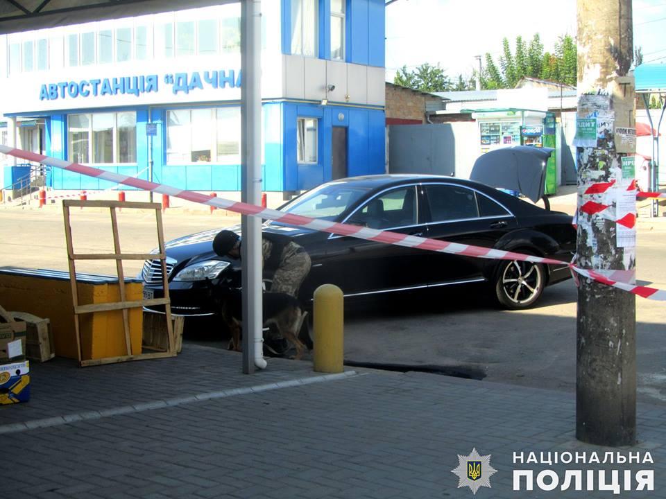 И не ребенок же ж: в Николаеве «минером», сообщившем о взрывчатке в авто у автовокзала, оказался 59-летний мужчина 3