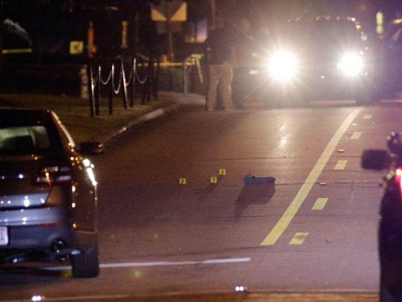 В США стреляли в McDonald's: один убит, четверо ранены