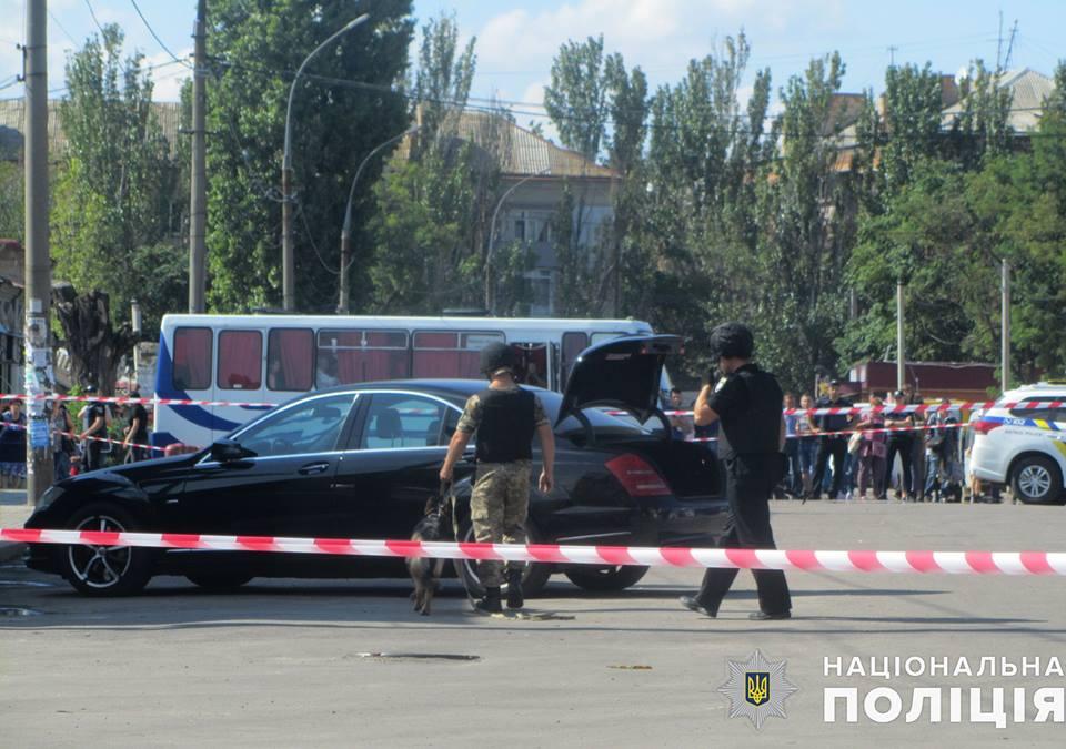 И не ребенок же ж: в Николаеве «минером», сообщившем о взрывчатке в авто у автовокзала, оказался 59-летний мужчина 5