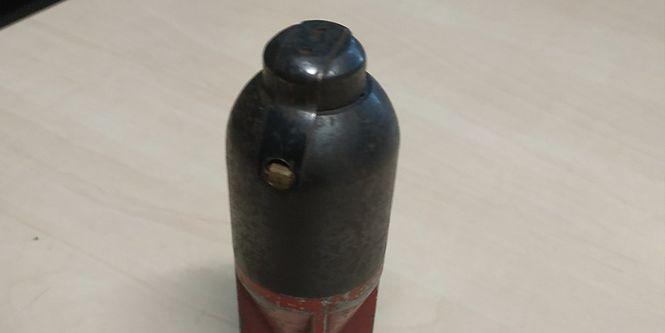 В Германии женщина принесла в полицию советскую гранату, хранившуюся дома с 1943 года: участок эвакуировали