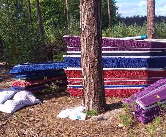 Самый страшный тренинг. В лесу под Киевом нашли гробы с дырками в крышках – в них закапывали живых