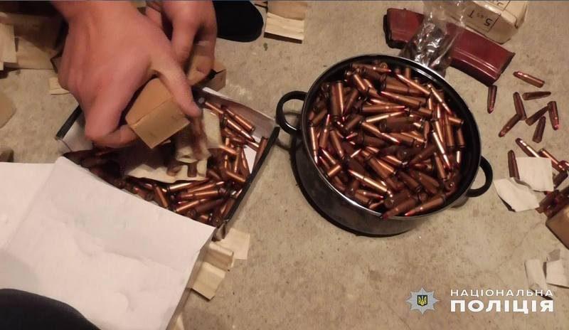 Гранатометы, пластид, гранаты и патроны – все это нашли в доме АТОшника в Николаеве