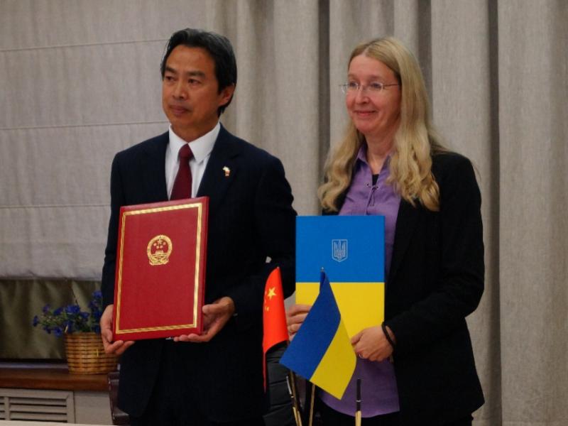 Украина получила 50 «скорых» от Китая — в рамках трансформации экстренной медпомощи