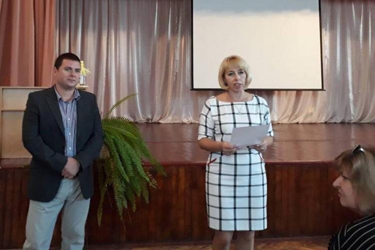 У николаевской школы №1 имени Олега Ольжича, которую сотрясали скандалы, появился новый директор