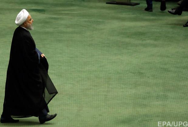 Президент Ирана исключил возможность встречи с Трампом