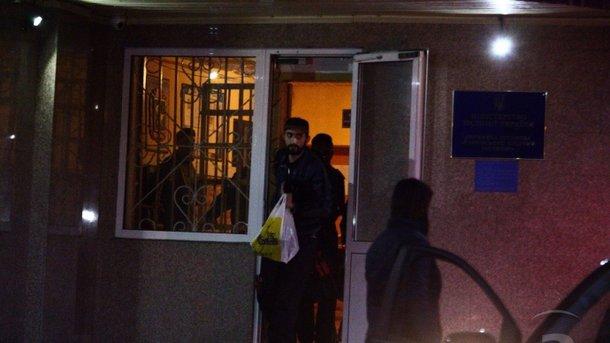 """""""Топаз"""" вышел на свободу по """"закону Савченко"""""""