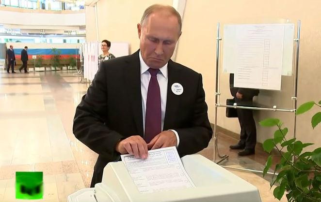 Путин упростил получение российского гражданства для жителей оккупированного Донбасса