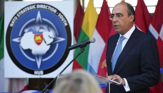 НАТО о намерении Украины закрепить в Конституции стремление в альянс: Это сугубо ваше внутреннее дело