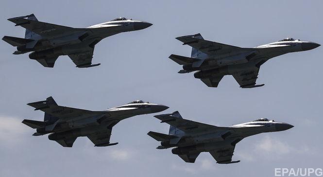 Россия готовится к масштабным военным учениям в оккупированном Крыму