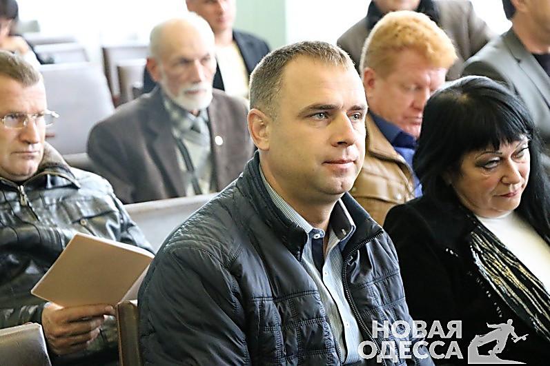 Депутату Новоодесского райсовета Войченко объявили о подозрении в нападении на журналиста