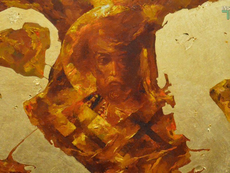 «Золотой Буг»: в Николаеве открылась художественная выставка, посвященная Дню города