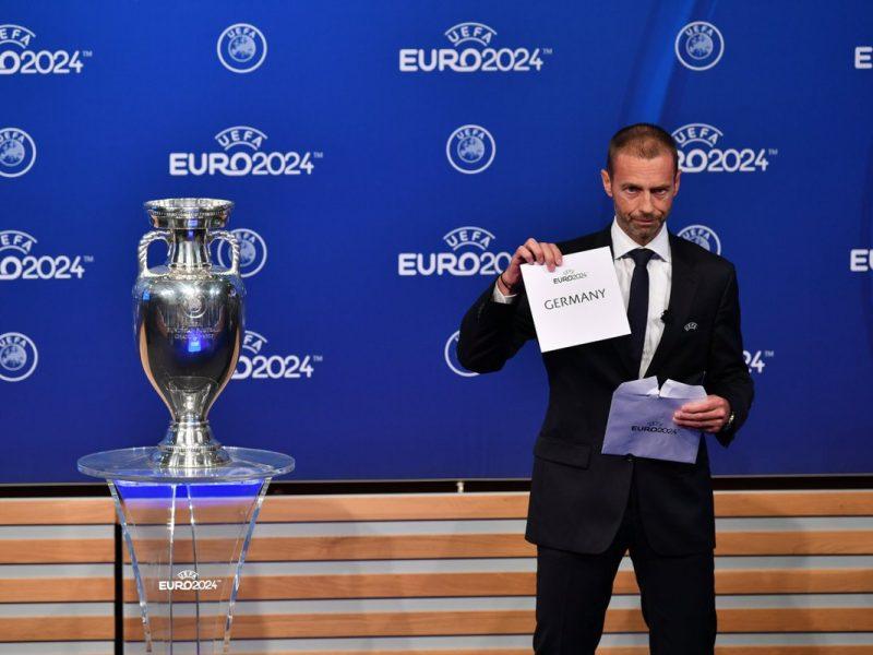 Чемпионат Европы по футболу 2024-го года примет Германия