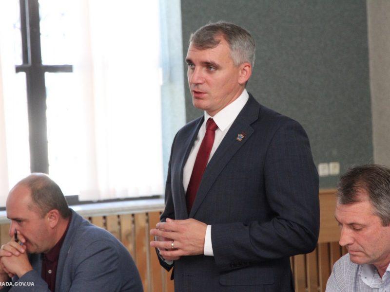 Сенкевич пообещал сделать систематическими встречи с руководителями ОСМД