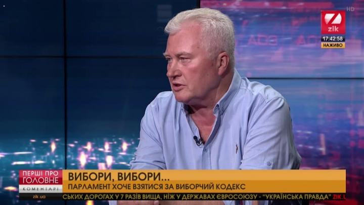 Корнацкий снова заявил о выходе из фракции БПП: «Надо переходить на другую сторону баррикад»